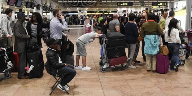Trafic aérien: encore des retards dans les jours à venir - La Libre
