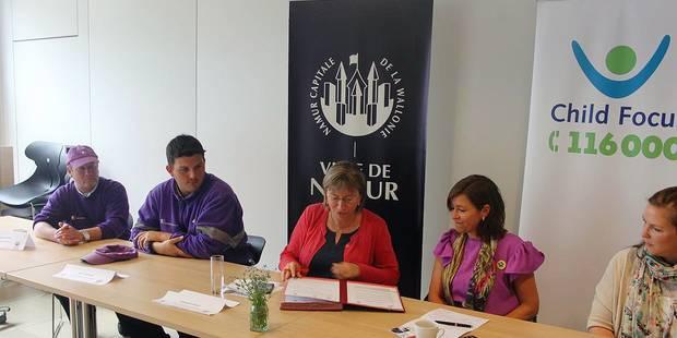 Nouvelle mission pour les gardiens de la paix à Namur - La Libre
