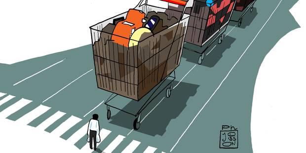 Grèves en Chine : le mouvement social de Tian'anmen revient - La Libre