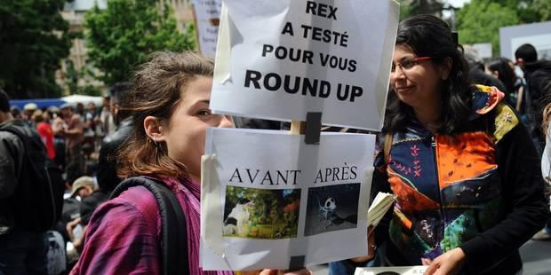 La France interdit la vente du pesticide Roundup aux particuliers, pas la Belgique - La Libre