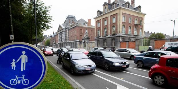 Embouteillages attendus ce jeudi à Bruxelles - La Libre