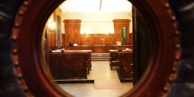 Une vingtaine d'organisations réclament une justice plus accessible devant le ministère - La Libre