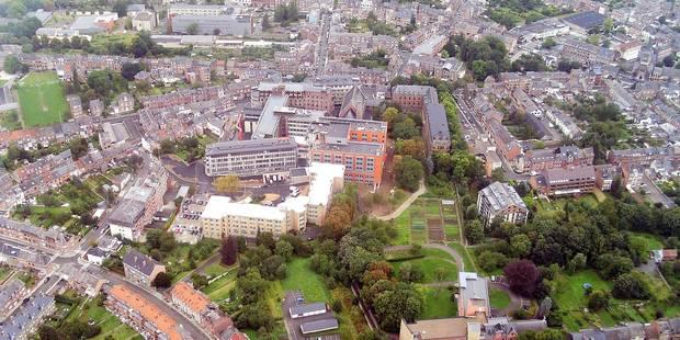 Un nouvel ensemble hospitalier à Namur - La Libre