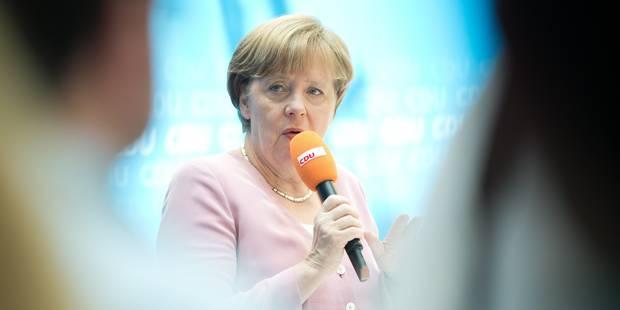 Merkel voit des perspectives d'entrée dans l'UE pour les pays des Balkans de l'Ouest - La Libre