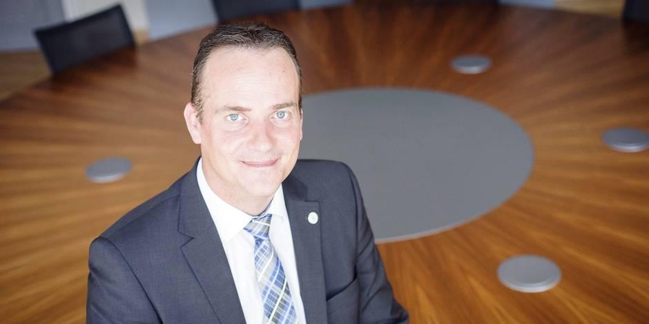 """Oliver Paasch, ministre-Président de la Communauté germanophone: """"En cas de 7e réforme de l'Etat, nous demanderons le st..."""