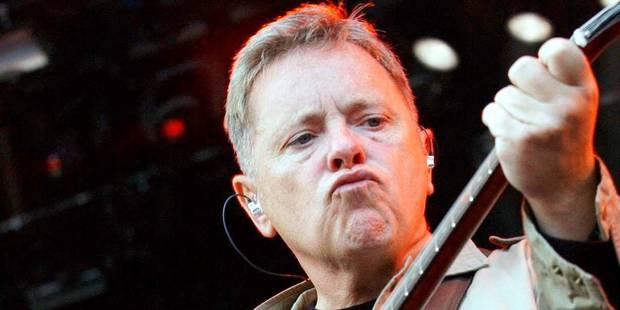 New Order en concert à Bruxelles le 6novembre - La Libre