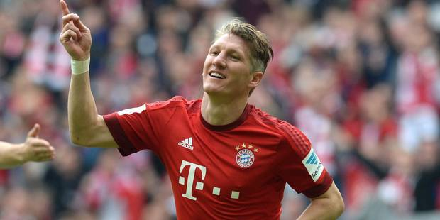 Transfert: Le Bayern annonce le départ de Schweinsteiger pour Manchester United - La Libre