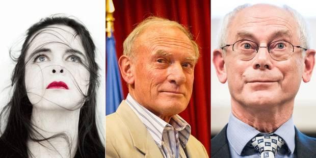 Découvrez les 14 nouveaux nobles belges - La Libre