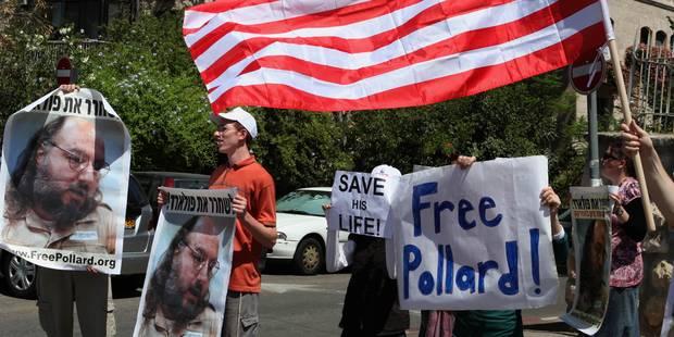 Les Etats-Unis vont libérer l'espion israélien Jonathan Pollard - La Libre