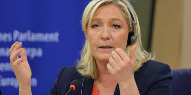 Marine Le Pen attaque Windows 10, la réponse cinglante de Microsoft - La Libre