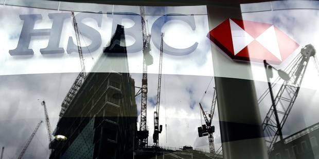 HSBC: 533 millions enrôlés - La Libre
