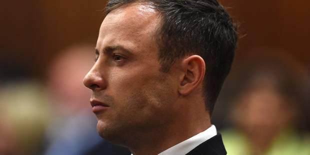 Oscar Pistorius pourrait ne pas être libéré vendredi - La Libre