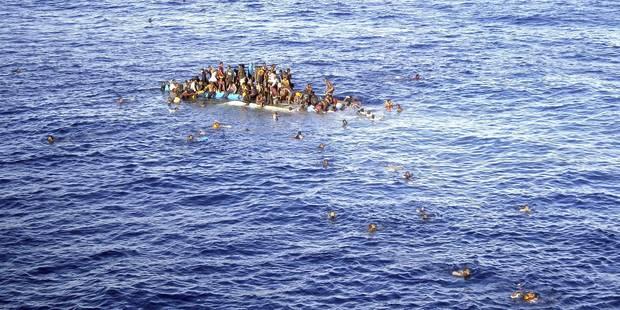 Migrants en Méditerranée: Naufrage d'un bateau de migrants près de la Libye, 111 cadavres récupérés - La Libre