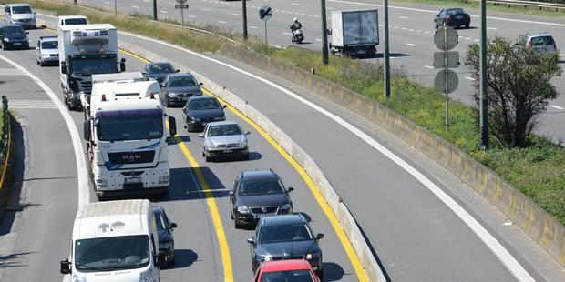 Le CDH veut limiter le ring de Bruxelles à 70 km/h - La Libre