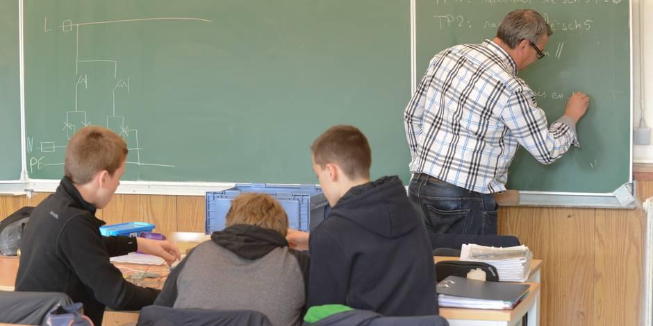 """Le tableau de la rentrée (2/5): """"On n'apprend pas assez à orienter les élèves"""" - La Libre"""
