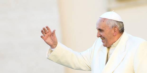 Le pape demande au président israélien une reprise des négociations directes avec les Palestiniens - La Libre