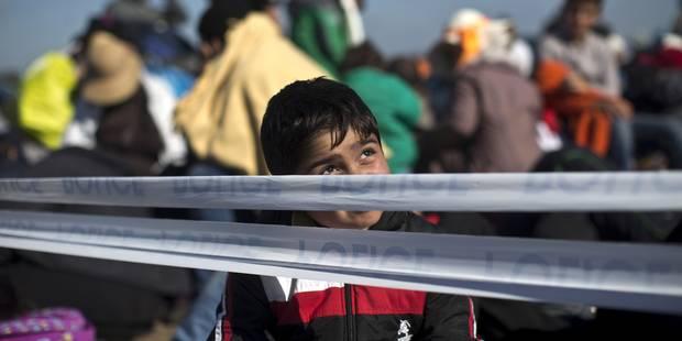 """Crise des migrants: La Hongrie appelle l'UE à """"défendre"""" sa frontière en Grèce - La Libre"""