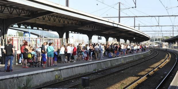 Grève générale possible sur le rail le vendredi 9 octobre - La Libre