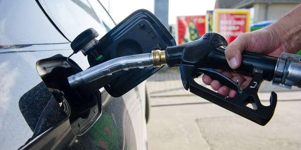 La consommation d'essence monte en flèche - La Libre