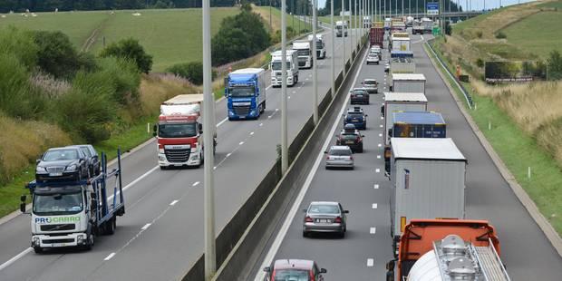 Toujours plus de voitures en Brabant wallon - La Libre
