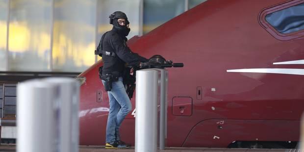 Thalys évacué à Rotterdam: le suspect arrêté, aucun objet dangereux retrouvé (VIDEO) - La Libre