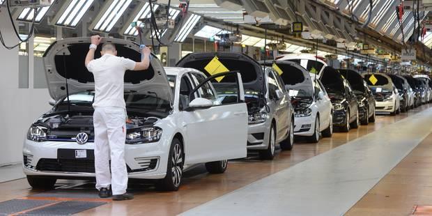 Volkswagen cesse de commercialiser ses modèles diesel VW et Audi aux Etats-Unis - La Libre