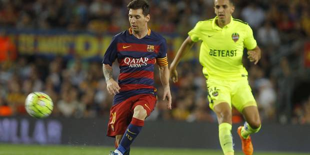 Espagne: le Barça exclu de la Liga en cas d'indépendance de la Catalogne - La Libre