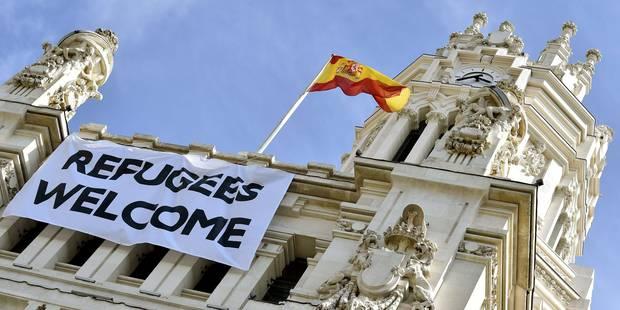 Espagne: un migrant guinéen retrouvé caché dans le tableau de bord d'une voiture - La Libre