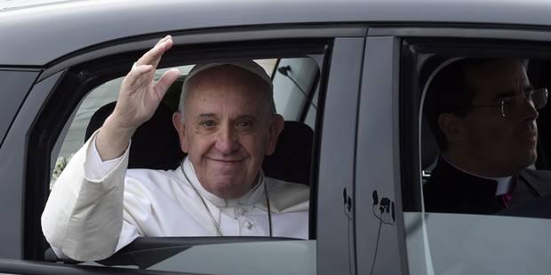 Le Pape électrise Philadelphie, dernière étape de son périple américain - La Libre