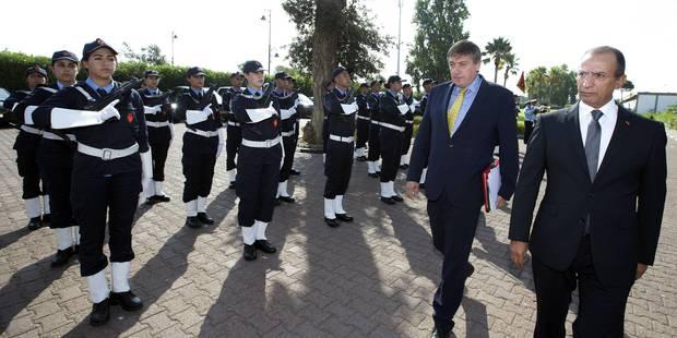 Des policiers belges au Maroc pour lutter contre la radicalisation et le terrorisme - La Libre