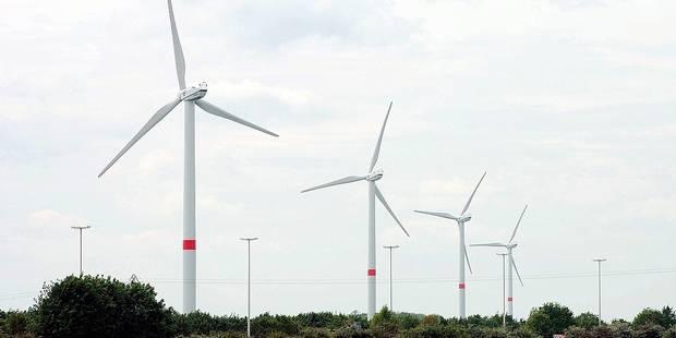 Bientôt quatre éoliennes à Frasnes-Lez-Anvaing? - La Libre
