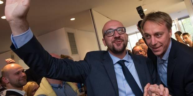 Intimidation d'un journaliste : Charles Michel rappelle son porte-parole à l'ordre - La Libre