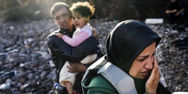 Les évêques appellent à un accueil, sans conditions, des réfugiés - La Libre