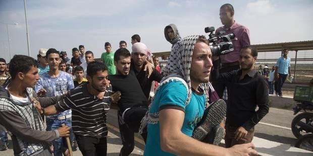 Des Israéliens attaqués par des Palestiniens en Cisjordanie - La Libre