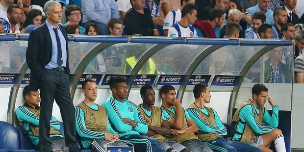Mourinho relègue Hazard sur le banc: que cache ce choix? - La Libre