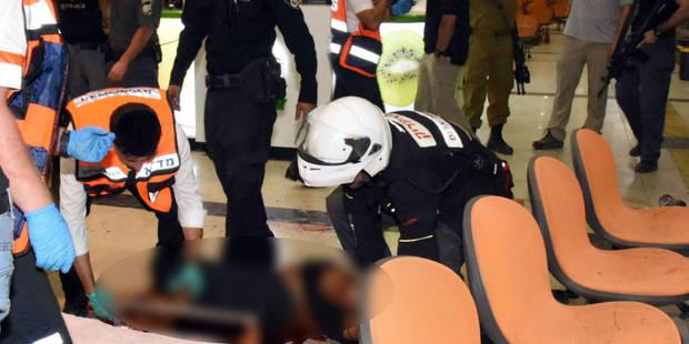 Israël : Pris par erreur pour un assaillant, un Erythréen est tué et roué de coups - La Libre