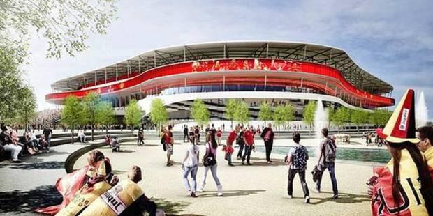 Stade national: Anderlecht n'a pas renoncé - La Libre