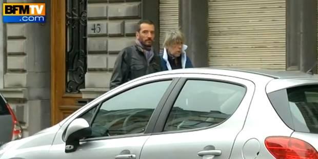 Renaud apparaît à Bruxelles affaibli et le pas hésitant - La Libre