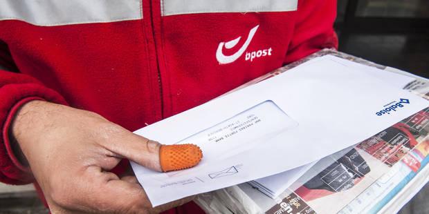Bpost a recruté des intérimaires pour remplacer les grévistes - La Libre