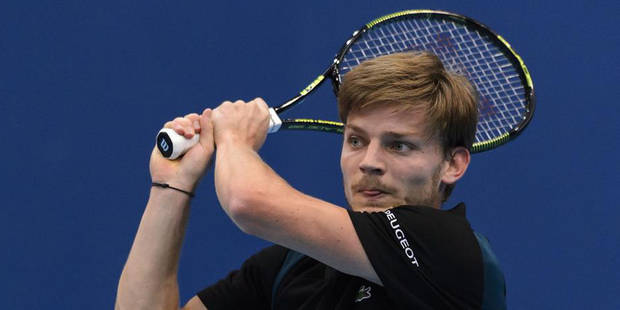 Bâle: Goffin retrouvera Federer en quarts - La Libre
