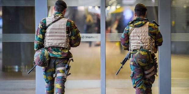 Un troisième personne sous mandat d'arrêt à Bruxelles : L'homme est suspecté d'avoir aidé Salah Abdeslam - La Libre