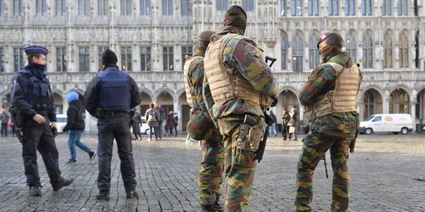 Mesures de sécurité: l'incompréhension des Bruxellois - La Libre
