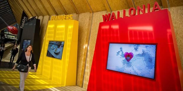 Le pavillon belge de l'exposition universelle de Milan s'installera à Namur - La Libre