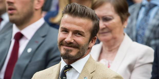 Beckham a enfin trouvé un terrain pour son stade - La Libre
