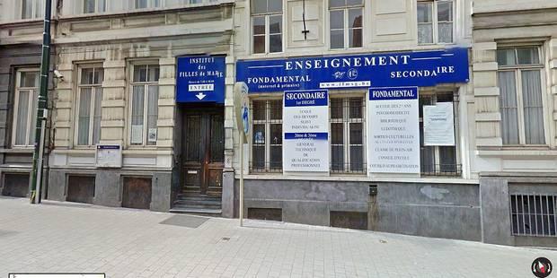 Saint-Gilles: une école annule les examens suite à la menace d'attentat! - La Libre