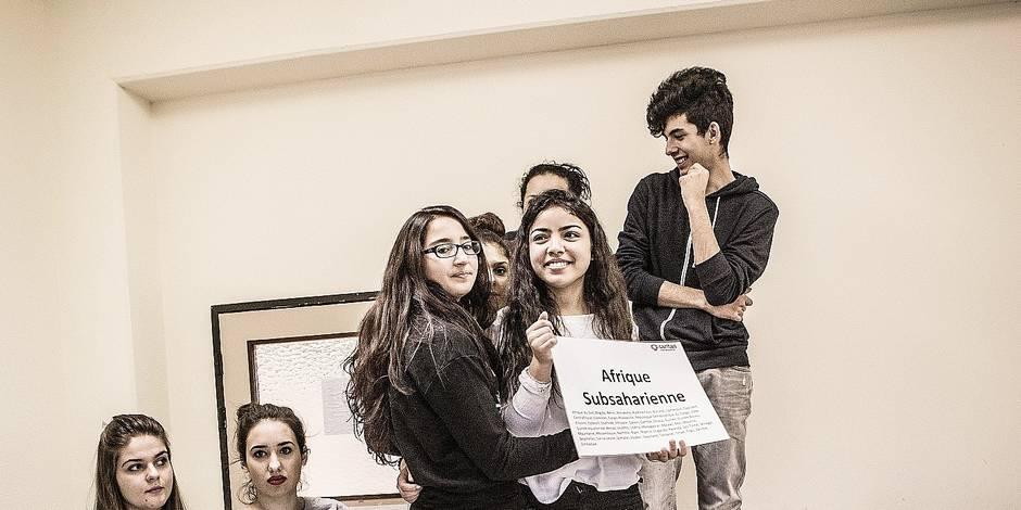 La crise des réfugiés expliquée aux adolescents - La Libre