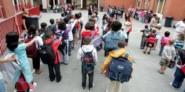 Places dans les écoles: attention danger (INFOGRAPHIES) - La Libre