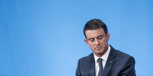 Manuel Valls accuse les opposants à la déchéance de nationalité de faire le jeu du FN - La Libre