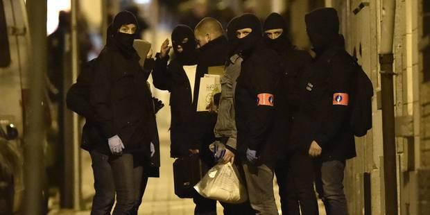 Attentats de Paris : Voici les 9 personnes actuellement en détention en Belgique - La Libre