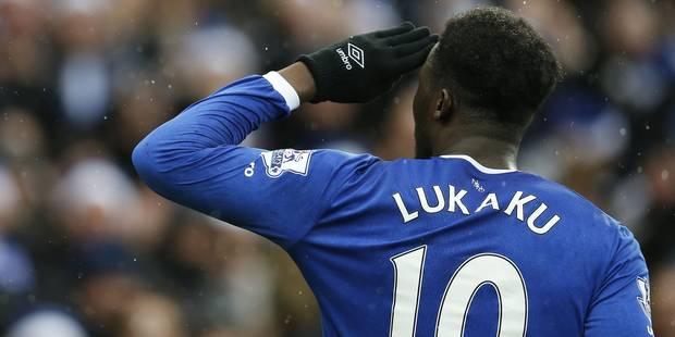 """Romelu Lukaku: """"Everton doit se battre pour le top 4"""" - La Libre"""